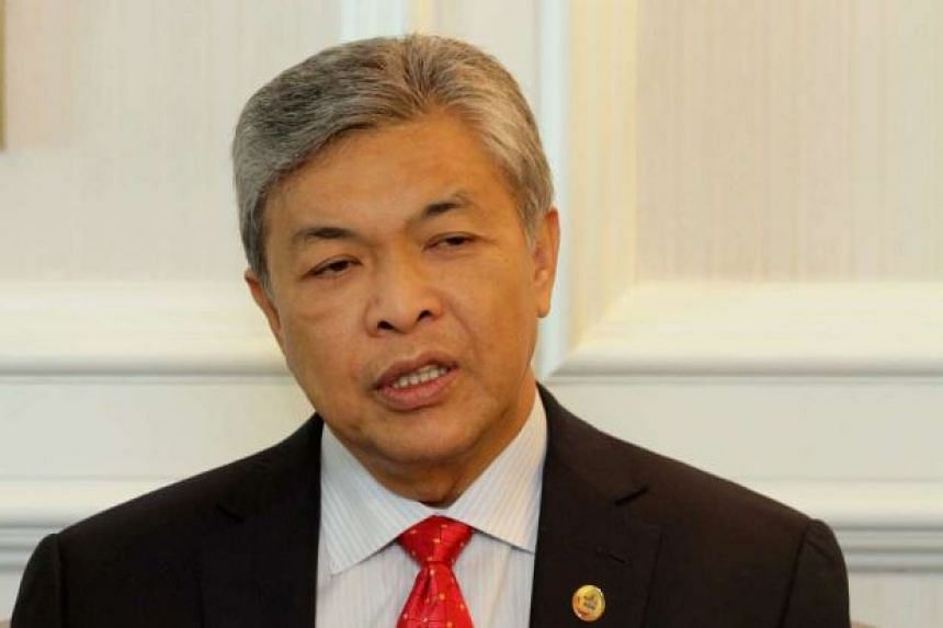 Malaysian Deputy Prime Minister Datuk Seri Dr Ahmad Zahid Hamidi has signalled that the country's 14th general election would be held before or in May.