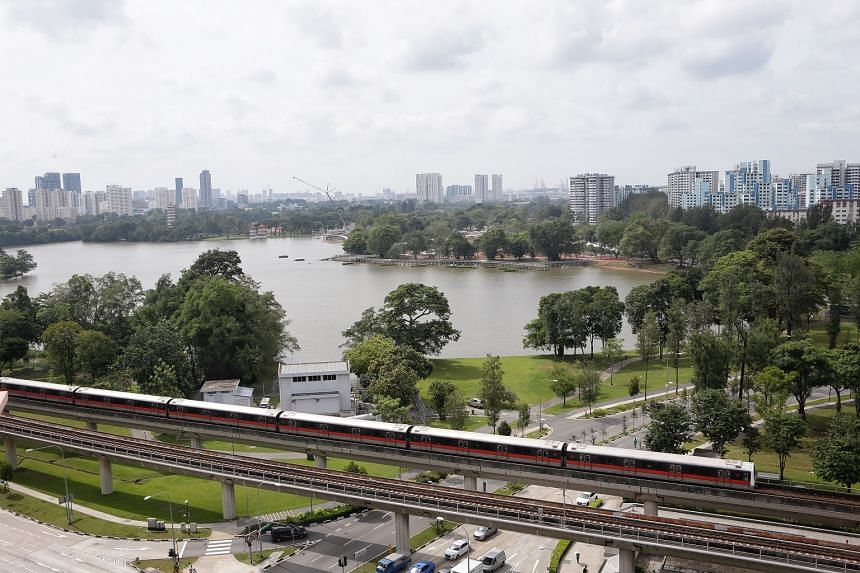 An aquatic garden, walking trails and cycling paths have been added to the masterplans for the central and eastern segments of the Jurong Lake Gardens, based on public feedback about the proposed designs.