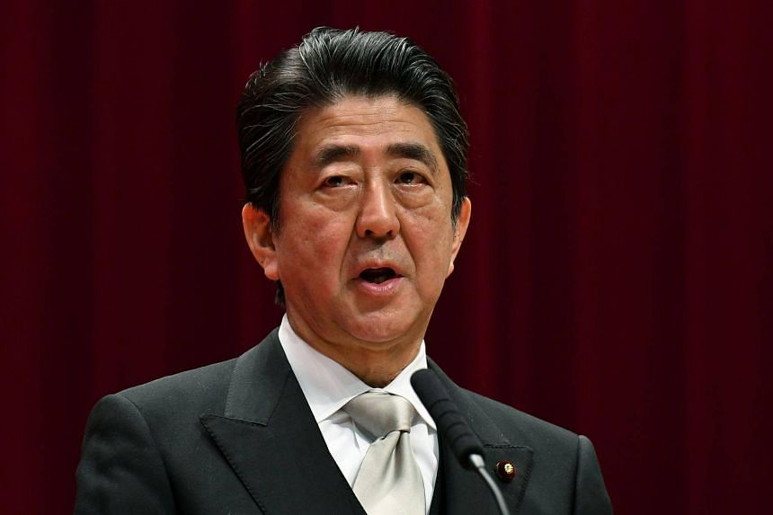 Japanese Prime Minister Shinzo Abe apologised again for causing anxiety and loss of confidence in his government on March 25, 2018.