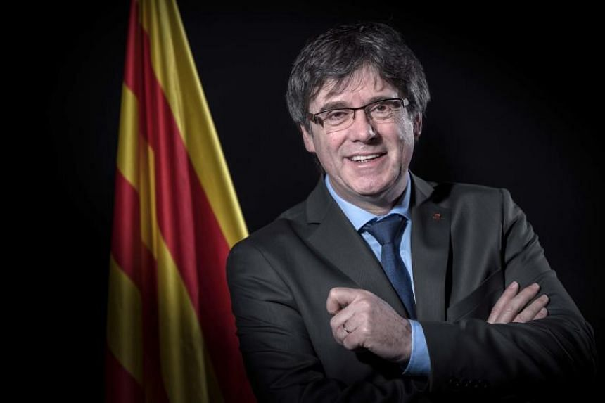 Catalonia's former president Carles Puigdemont had been visiting Finland since March 22, 2018, for talks with lawmakers.