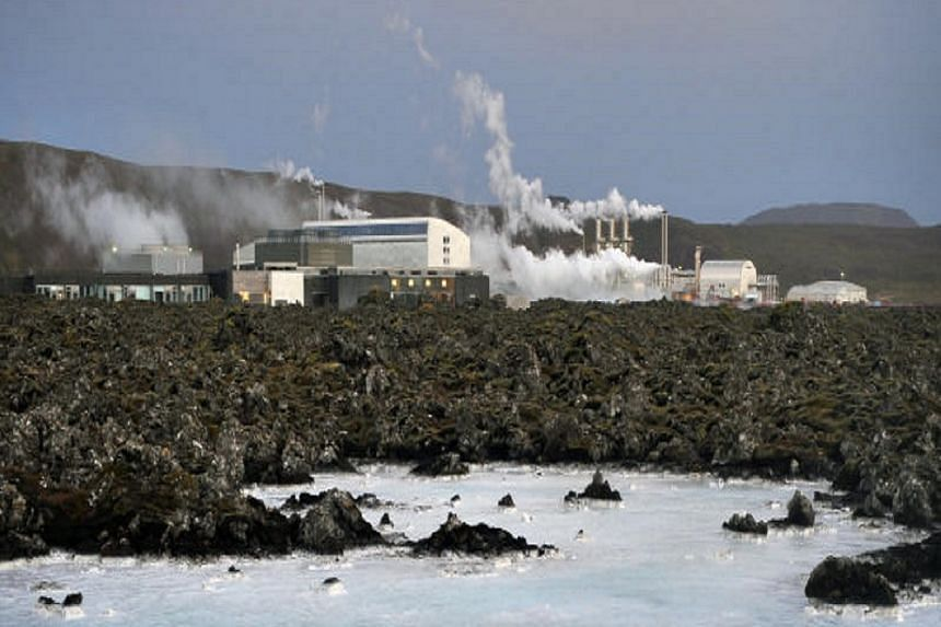 Iceland signed a US$250 million deal with China to provide technology for clean, geothermal energy in Xiong'an, near Beijing.