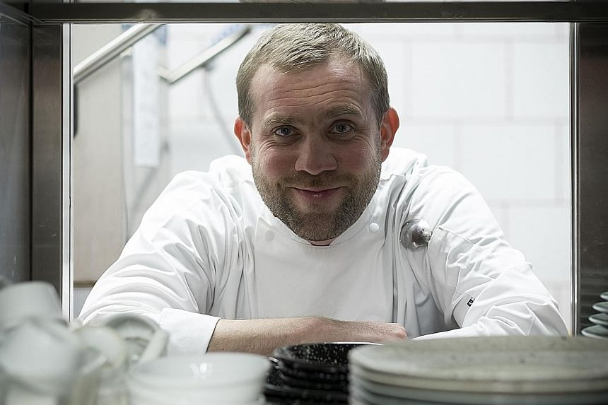 At this year's event, Artur Moroz, chef-owner of Bulaj in Sopot, Poland, will prepare Polish goose at the Wooloomooloo Steakhouse at Swissotel The Stamford, while chef Peter Szabo of Budapest's La Parilla restaurant will serve Hungarian fare at The Fuller