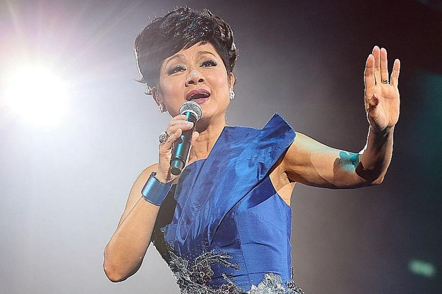Frances Yip was diagnosed with breast cancer in 1996, but has been declared cancer-free since 2002.