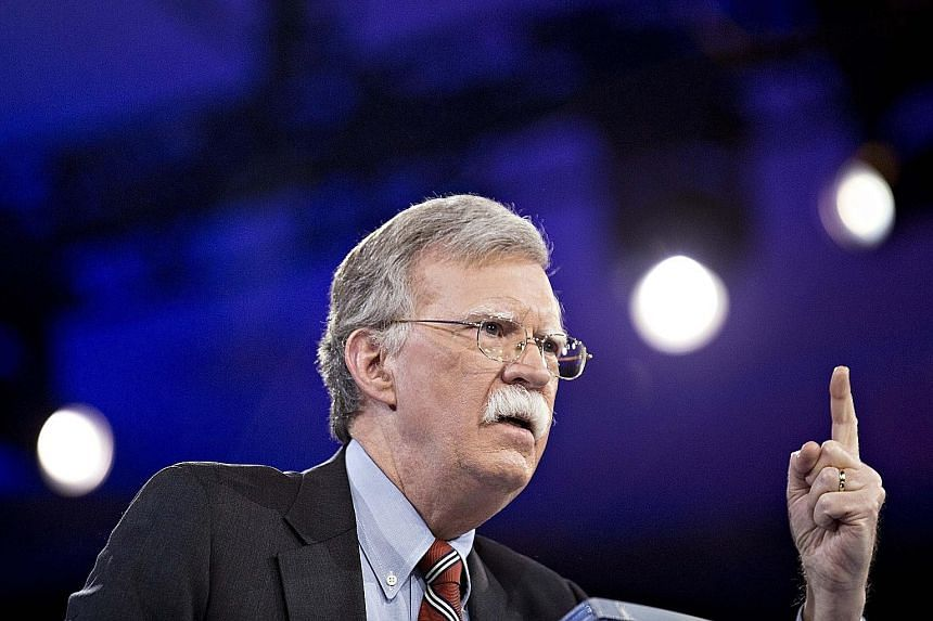 Mr John Bolton, who was undersecretary of state for arms control in the George W. Bush administration, championed the 2003 invasion of Iraq. After the Bush era, he became the go-to analyst for hawkish right-wing views on foreign crises, especially Ir