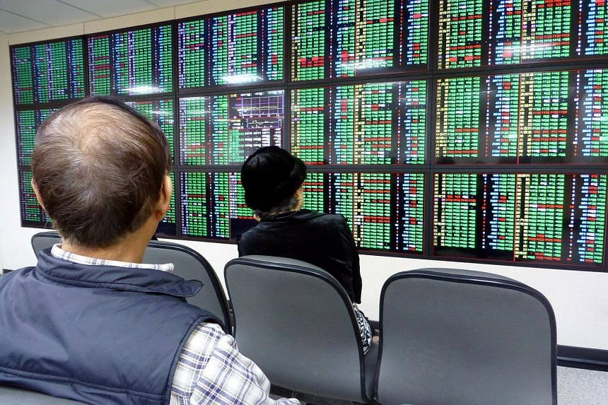 Japan's Nikkei stumbled 0.9 per cent to a near six-month trough in early trade, due in part to worries over the stronger yen squeezing export earnings.