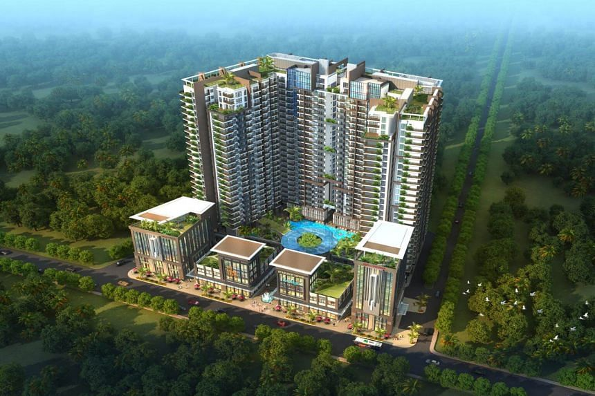 D'Seaview is HLH group's first freehold mixed-use development venture in Cambodia, comprising 737 residential units and 67 commercial units.