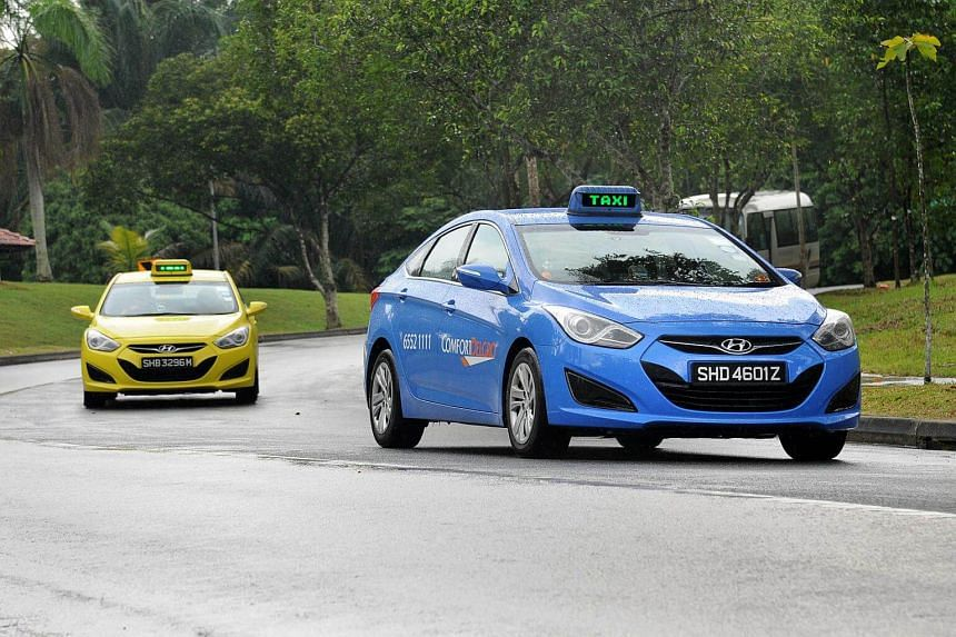 The move will make ComfortDelGro the second operator to have electric taxis here.