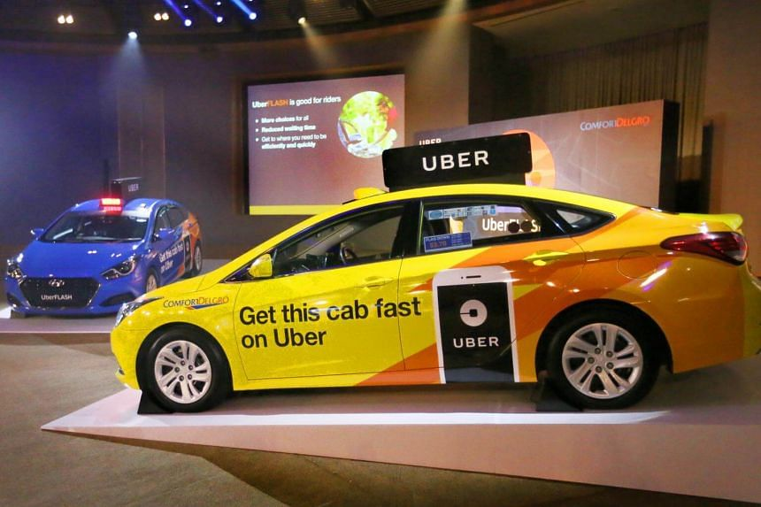 The move could create a monopoly in Singapore if ComfortDelGro pulls out of its deal with Uber and ties up with Grab, says The Straits Times' senior transport correspondent Christopher Tan.