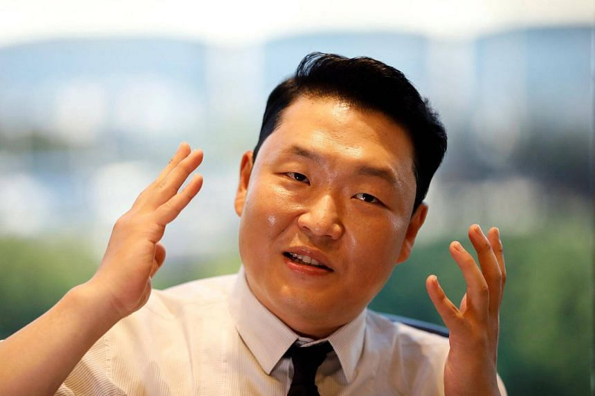 Psy became an international sensation in 2012 when his wacky but catchy Gangnam Style music video went viral on YouTube.