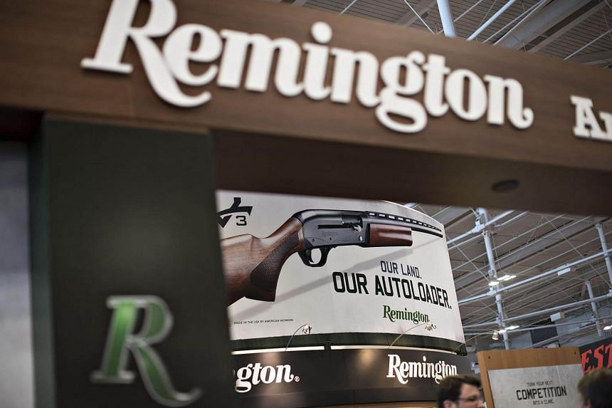 Remington announced the deal in February to reduce its US$950 million debtload in a deal that will transfer control of the company to creditors.