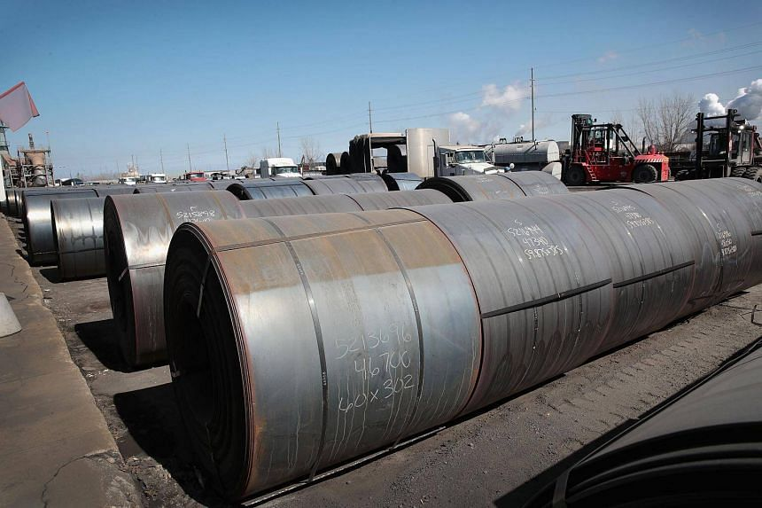 South Korea has received a quota of about 2.68 million tonnes of steel exports that will be exempt from the new tariffs.