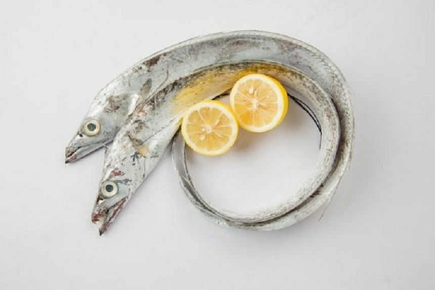 The hairtail is one of the most popular fish on the Chinese table.