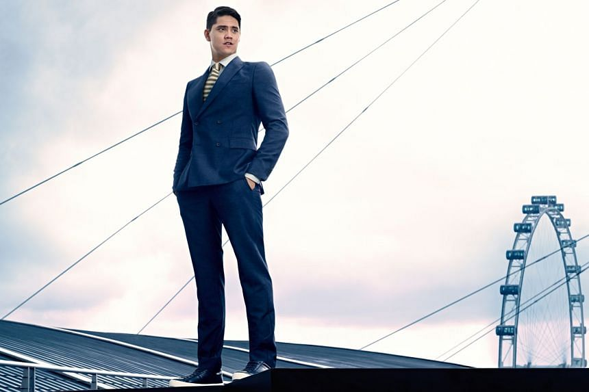 Olympic champion Joseph Schooling, who announced on March 25, 2018 that he has turned professional, is Hugo Boss' first Singaporean ambassador. The German fashion label is also the 22-year-old swimmer's first commercial partner.