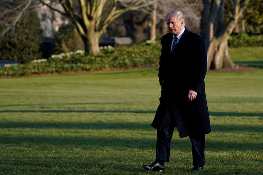 Even after signing the US$1.3 trillion spending bill, US President Trump complained that Republicans had trapped him into a bad situation while saying he believed the backlash would be short-lived.