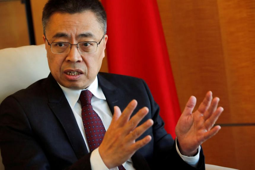 Chinese ambassador to the World Trade Organisation (WTO) Zhang Xiangchen said members must work together to prevent the US wrecking the WTO and oppose US tariffs targeting China's alleged theft of intellectual property.