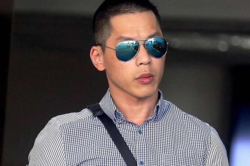 John Lee Yung Chun was given one year's jail on three counts of drug-related charges, including consumption and possession of controlled drugs.