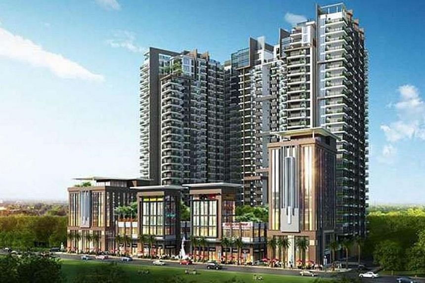 D'Seaview is HLH's first freehold mixed-use development in Cambodia, comprising 737 apartments and 67 commercial units. The group also holds the land rights to an adjacent freehold site of 22,064 sq m.