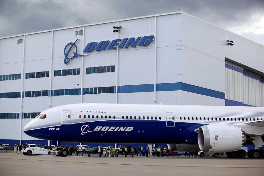 A flagship of US industry and one of the best known American brands, Boeing says it is the largest US exporter because about 80 per cent of its planes are for export.