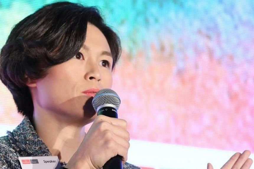 Ms Gigi Chao is not only the heir to her father's property business and one of Hong Kong's richest women, she is also the most recognisable face campaigning for LGBT rights in the city.