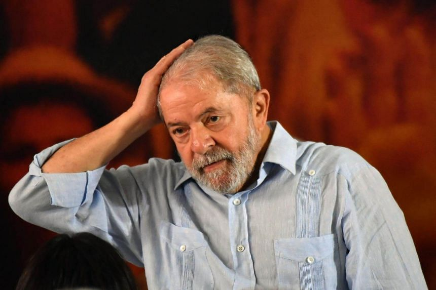 Former Brazil President Luiz Inacio Lula da Silva will not be imprisoned until the country's Supreme Court decides whether to accept his request that he be allowed to exhaust his appeals process before landing in jail.