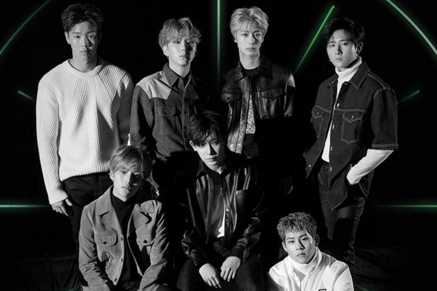 Monsta X's sixth EP The Connect is visually related to last November's album, The Code.