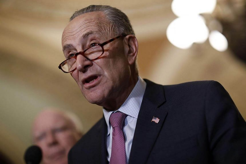 Senate Minority Leader Chuck Schumer's (pictured) aide, Rebecca Slaughter, is a Yale graduate who has worked for him since 2009.
