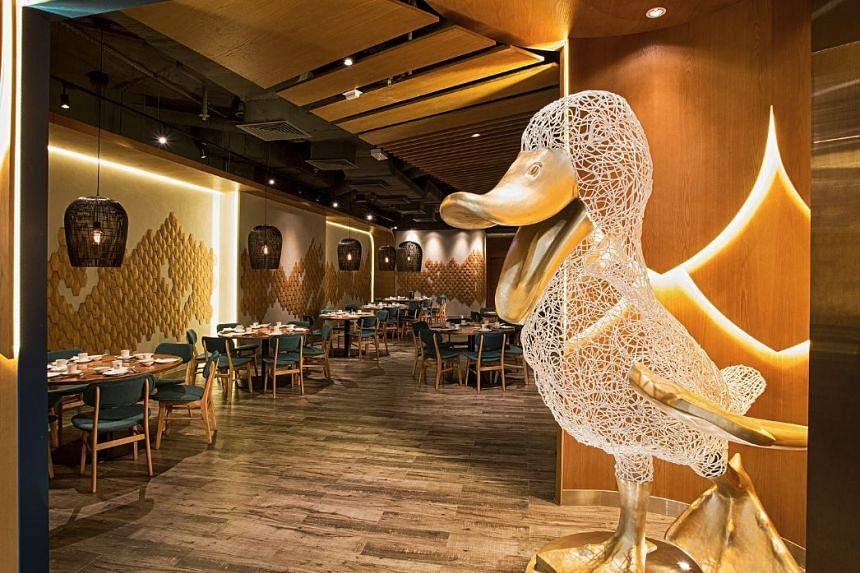 Forbidden Duck began with an outlet in Causeway Bay in Hong Kong in 2017.