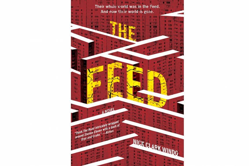 Rights for a TV series of The Feed by Nick Clark Windo have been acquired by Amazon and Virgin Media.