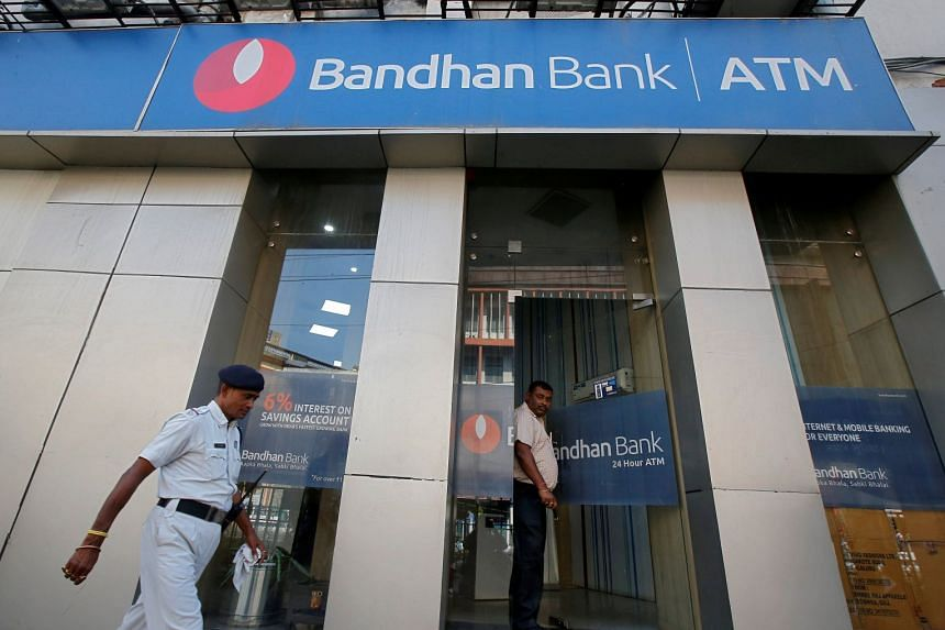 Bandhan Bank was trading at 472.25 rupees, up 26 per cent, as at 2.15pm on March 27, 2018.