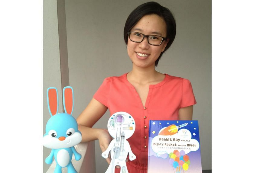 Esther Wang, founder of healthcare education startup, Joytingle, made the list in the healthcare and science category.