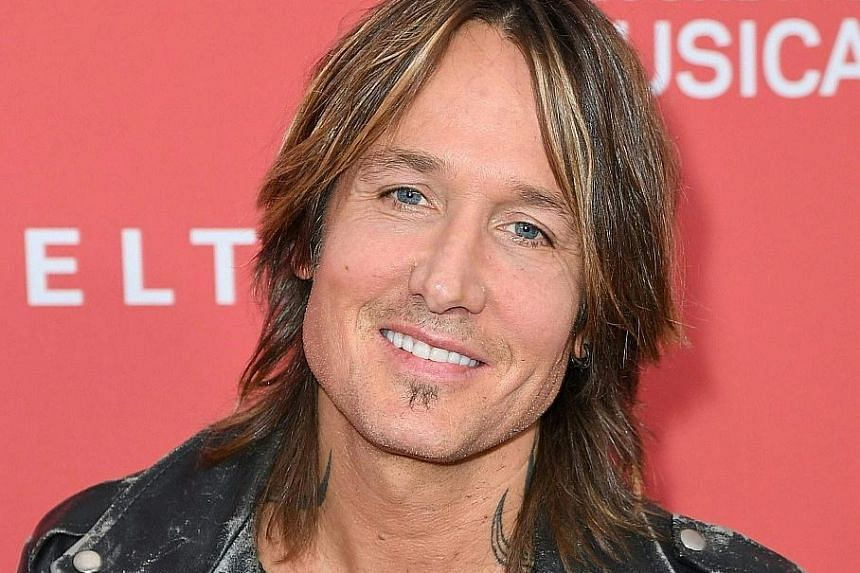 SINGER KEITH URBAN