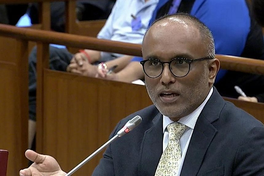 Dr Cherian George said hateful expression that incites discrimination has to be distinguished from mere insult and offensive remarks, and suggested the repeal of Section 298 of Singapore's Penal Code.