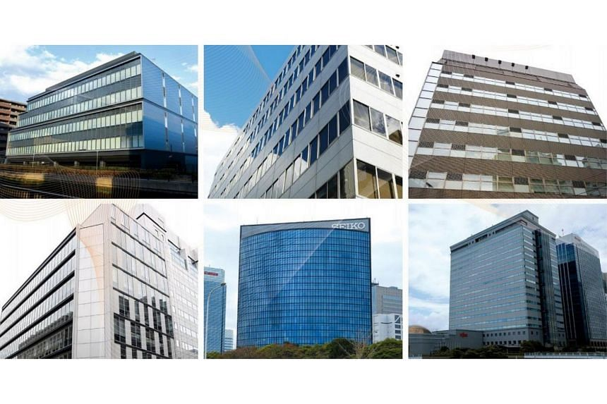 The Japan portfolio comprises three properties in Tokyo; two properties in Chiba; and one in Yokohama.