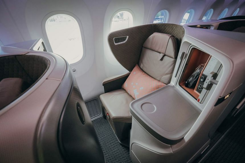 Business-class passengers on these routes will now enjoy the luxuries offered on longer-haul flights, such as fully flat beds.