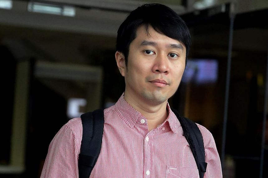 Civil society activist Jolovan Wham (pictured) said he was not convinced that fake news is a problem in Singapore, even as committee member Edwin Tong pointed out that other witnesses had testified otherwise.