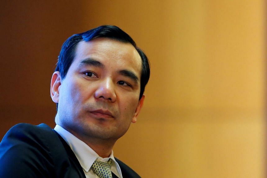 The open trial of Anbang's former chairman Wu Xiaohui for alleged economic crimes started in Shanghai on March 28, 2018.
