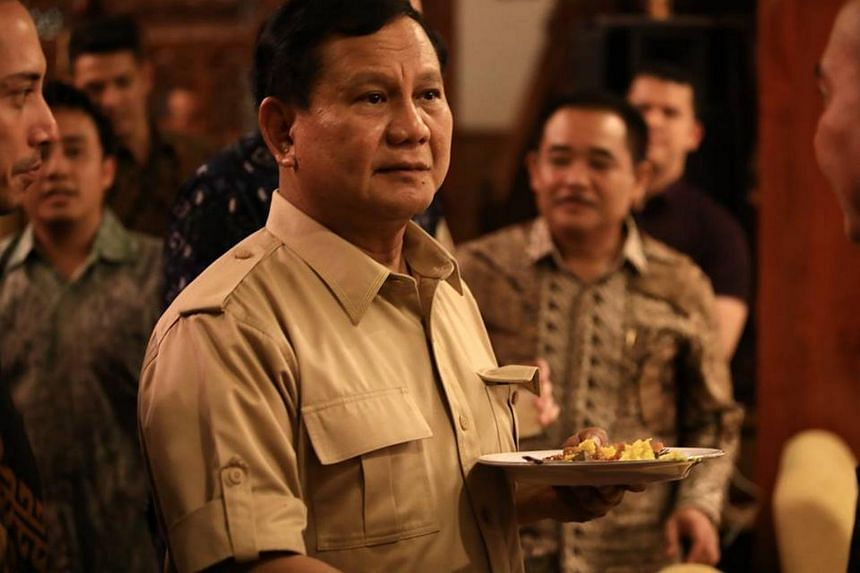 Prabowo Subianto has managed to reinvent himself from an army officer allegedly linked to human rights abuses into an opposition leader who champions the rights of Muslim conservatives.