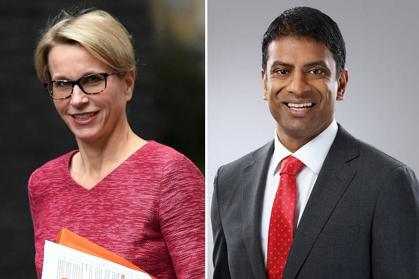 Glaxo CEO Emma Walmsley is doubling down on the more steadily performing consumer and vaccine businesses, while Novartis CEO Vas Narasimhan is focusing on R&D and finding new prescription drugs.