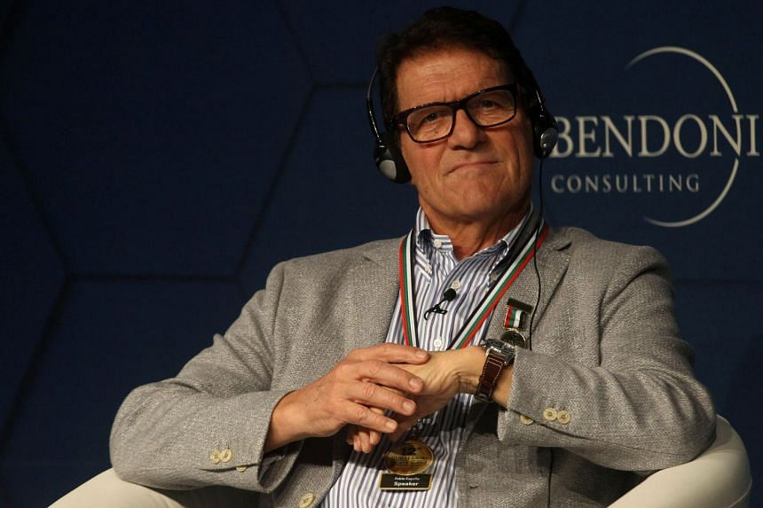 Former Real Madrid and England coach Fabio Capello last June became one of the most high-profile names to move to China, where clubs have been spending big to lure foreign managers and players.