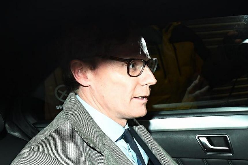 Alexander Nix is likely to make his second appearance before a British parliamentary committee on April 17, 2018.