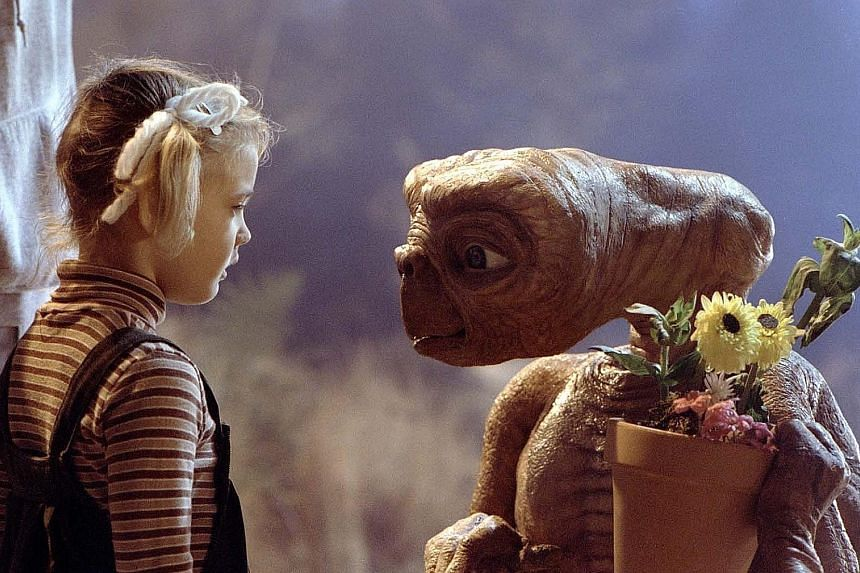 Gertie in E.T. The Extra-Terrestrial
