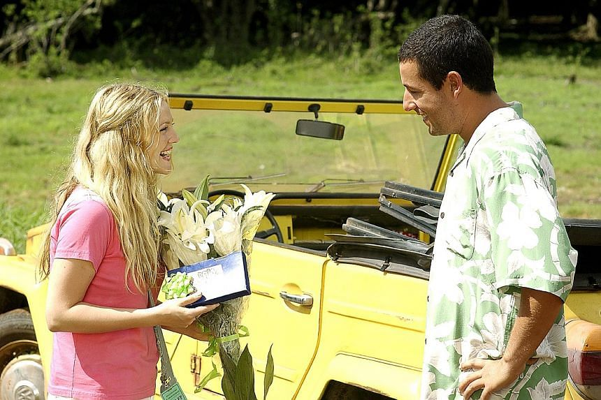 Lucy in 50 First Dates