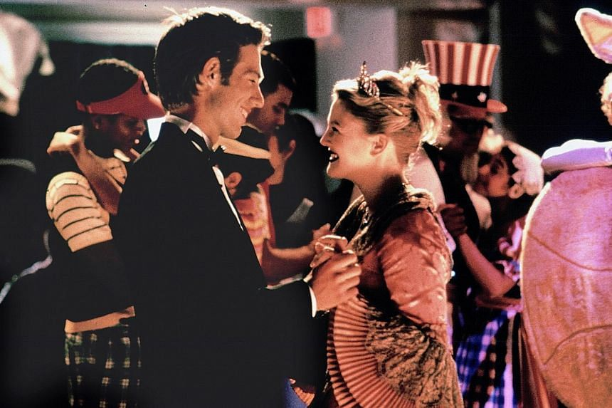 Josie Geller in Never Been Kissed