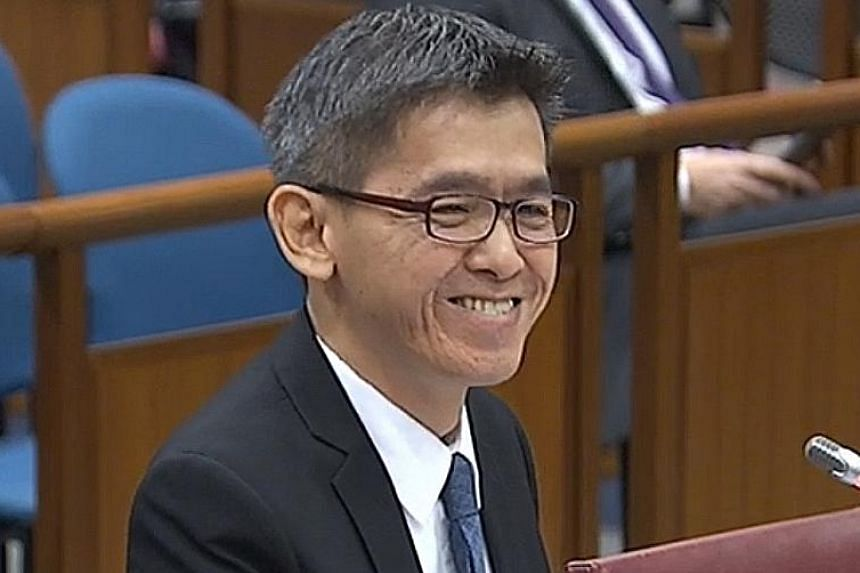 Mr Andrew Loh suggested that a fund could be set up to help online content producers hone journalism skills.
