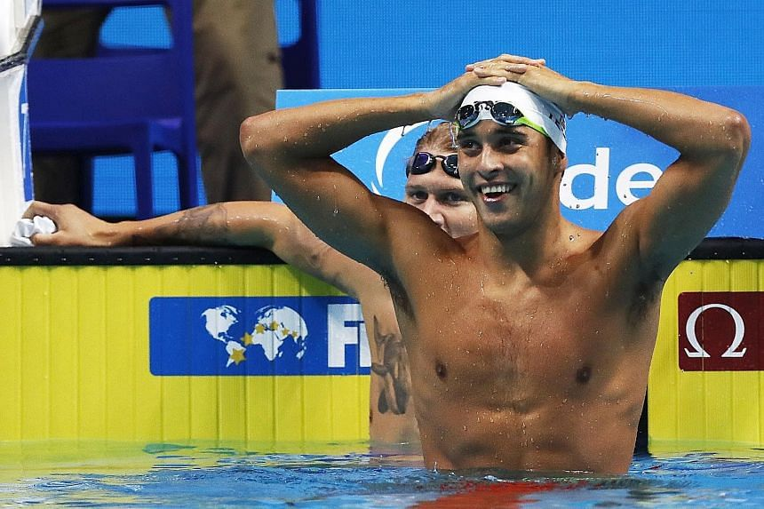 Chad le Clos is competing in seven events at the Commonwealth Games and has said he wants to be the most successful South African athlete.
