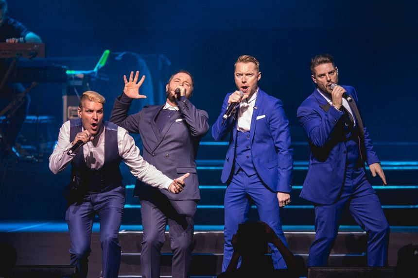 Boyzone were last here in 2015 to celebrate their 20th anniversary on the BZ20 The Anniversary Tour, which started in 2013 and ended earlier this year.
