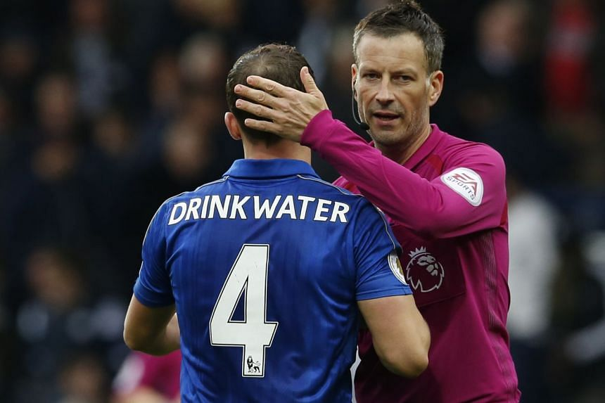 England whistler Mark Clattenburg had been included on a pre-selected group two years ago but his money-spinning move to Saudi Arabia left no English referees on Fifa's World Cup list for the first time since before the Second World War.