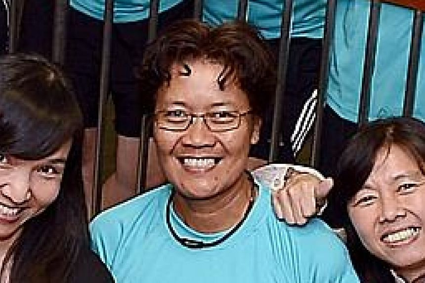 After retiring from competitive hockey, Dahlia Borhan was the national Under-16 girls' coach and later became the national women's coach.