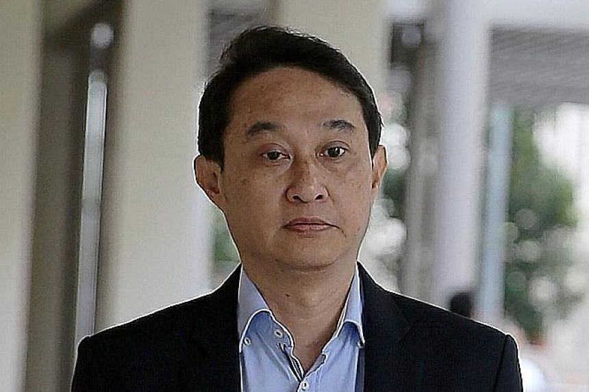 Chew Eng Han is now accused of attempting to intentionally defeat the course of justice by trying to leave Singapore.