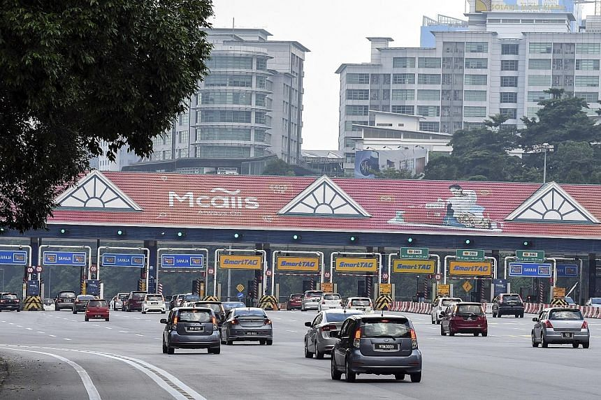 Prime Minister Najib Razak's government has extended Independent Power Producers contracts at lower tariffs. Datuk Seri Najib has promised to begin abolishing road tolls whenever possible.